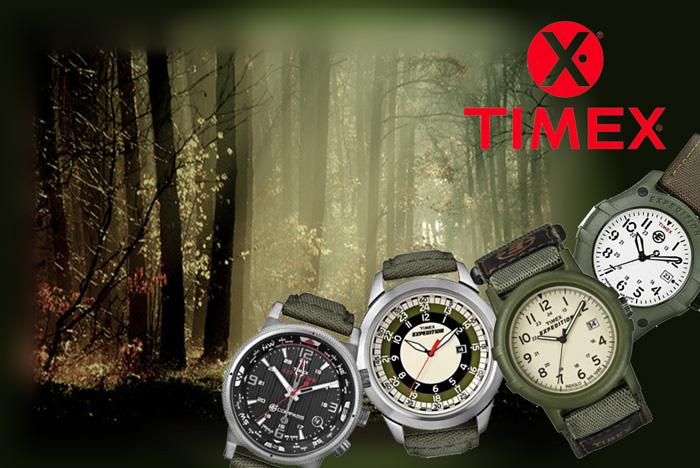 Niepowtarzalne zegarki Timex w zielonej tonacji – naturalnie, że piękne!