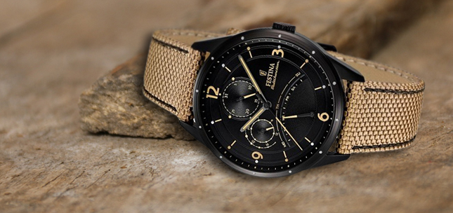 Zegarki Festina Multifunction- sprawdzony design w nowoczesnym wydaniu!