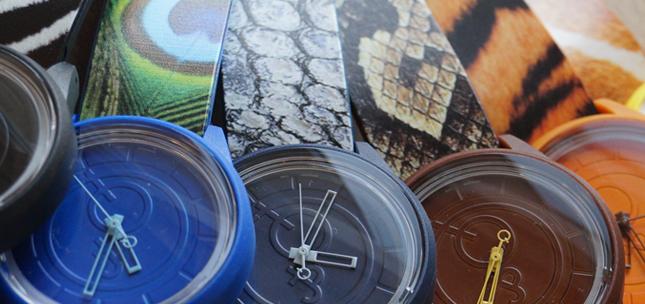 QQ Smile Solar- eko zegarek z przesłaniem!