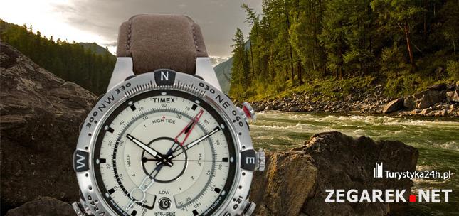 Zegarek na wyprawę turystyczną