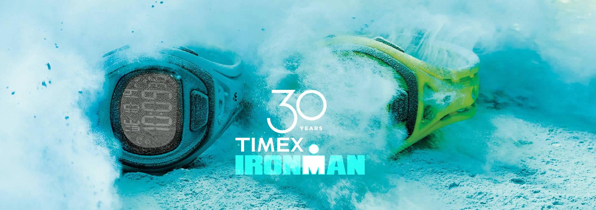 30 URODZINY ZEGARKÓW TIMEX IRONMAN