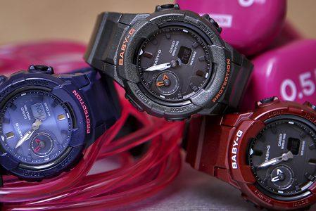 Zegarki sportowe również dla kobiet!