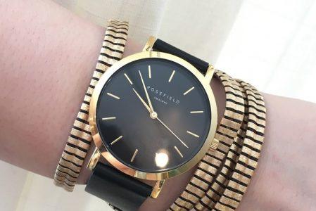 Nowe oblicze elegancji, czyli zegarki Rosefield!