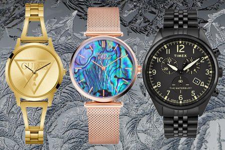 Rodzaje bransolet w zegarkach