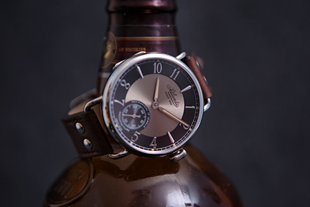 Klasyczny zegarek Atlantic Worldmaster