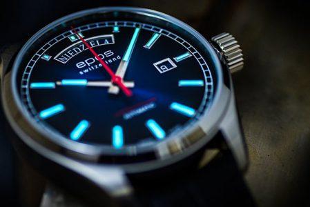 Polska limitacja zegarka EPOS Passion