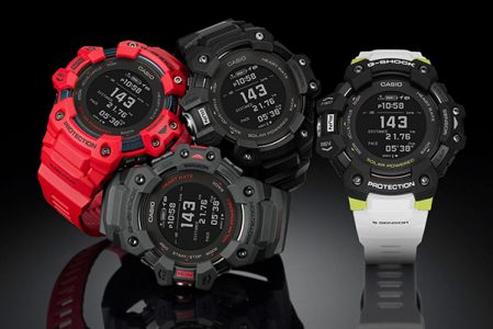 Premiera G-SQUAD GBD-H1000 – pierwszego smartwatcha od G-SHOCK!